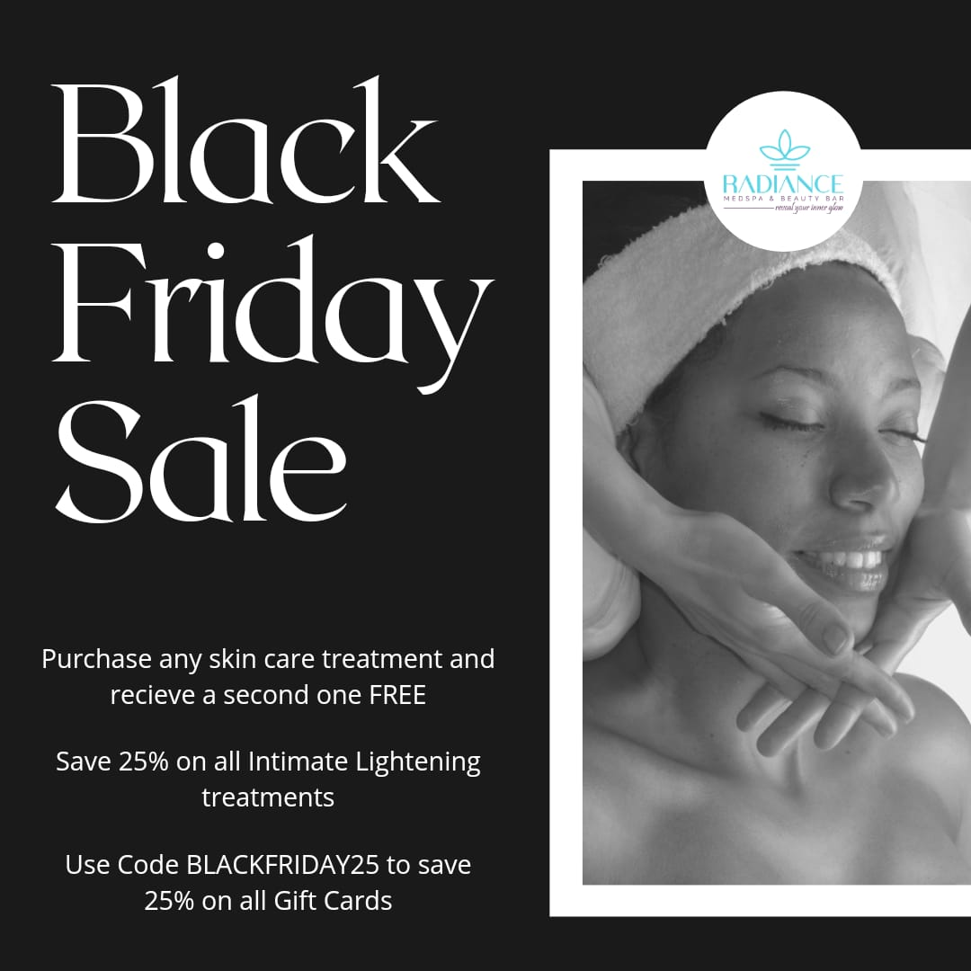 Radiance Scarborough Black Friday Sale